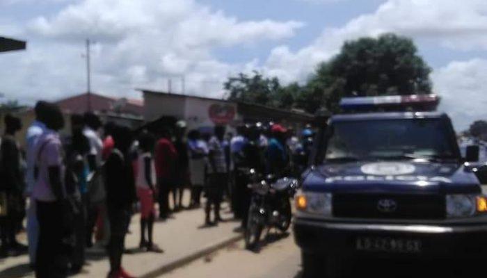 Angola: Forças de segurança usam violência para dispersar marcha pró-independência