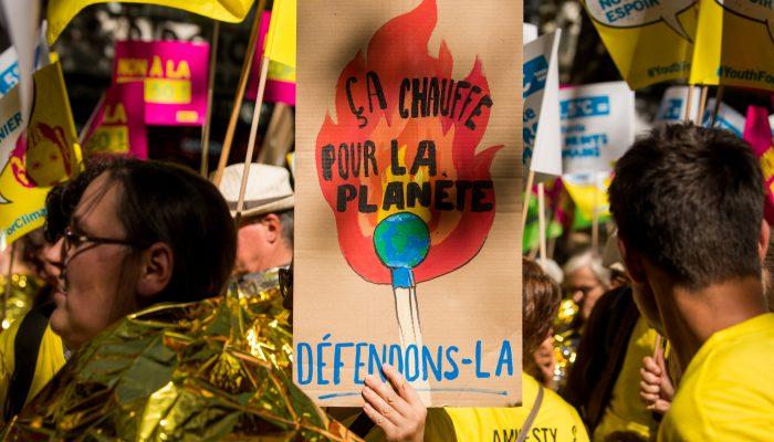 Davos: Emergência climática deve estar no topo da agenda