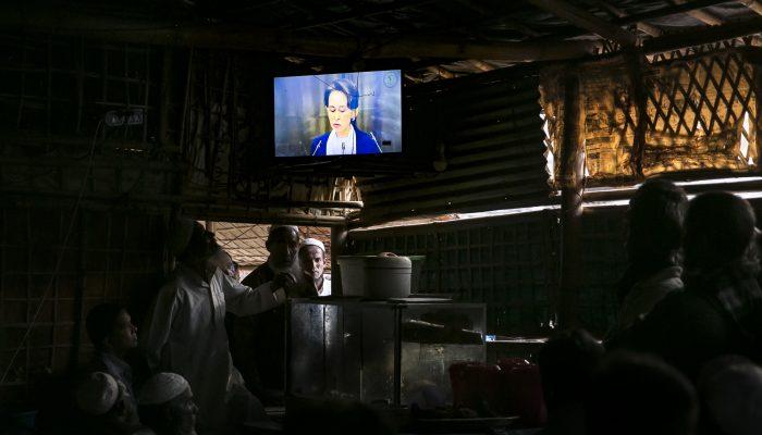 Myanmar: Proteção para os Rohingya