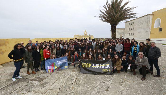 """Amnistia alarga projeto das """"Escolas Amigas dos Direitos Humanos"""""""