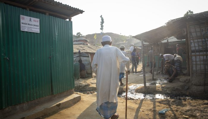 COVID-19: Perigo iminente nos campos de refugiados rohingya