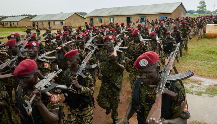 Armas ilegais e crianças-soldado: Porque a ONU deve reforçar o embargo ao Sudão do Sul