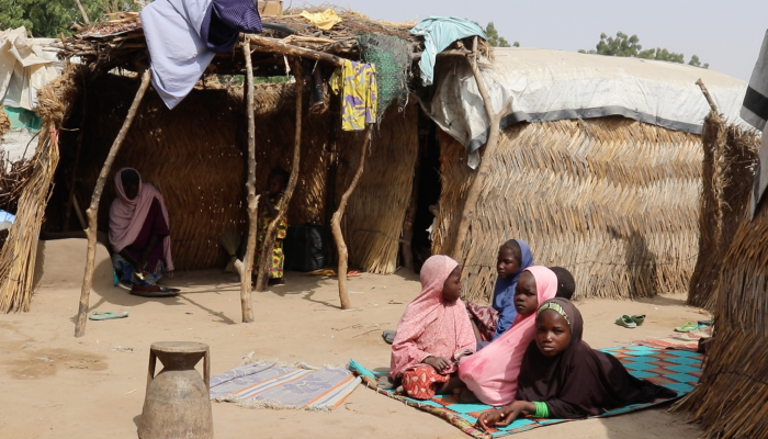 O risco de uma geração perdida devido ao conflito no nordeste da Nigéria