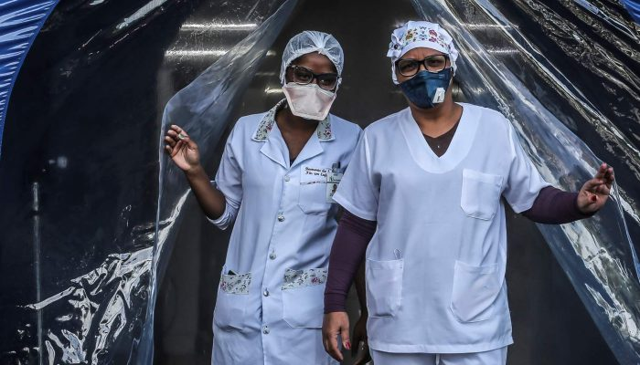 COVID-19: Grupos mais vulneráveis no Brasil devem ter acesso adequado à saúde