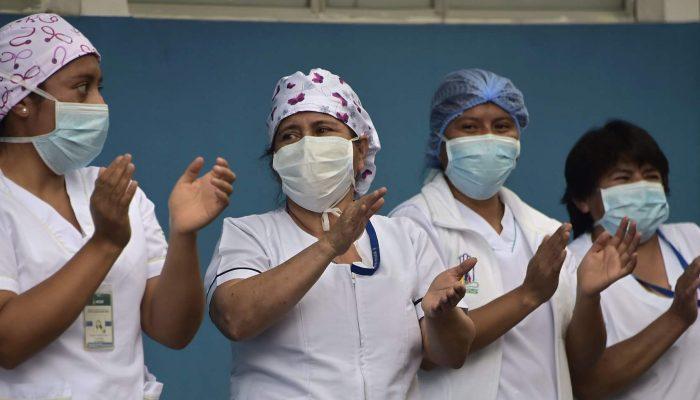 COVID-19: Estados falham em proteger adequadamente os direitos dos profissionais de saúde nas Américas