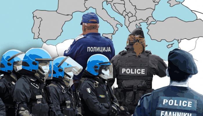 COVID-19: Aplicação das regras de confinamento expõe preconceito racial e discriminação entre polícias europeias