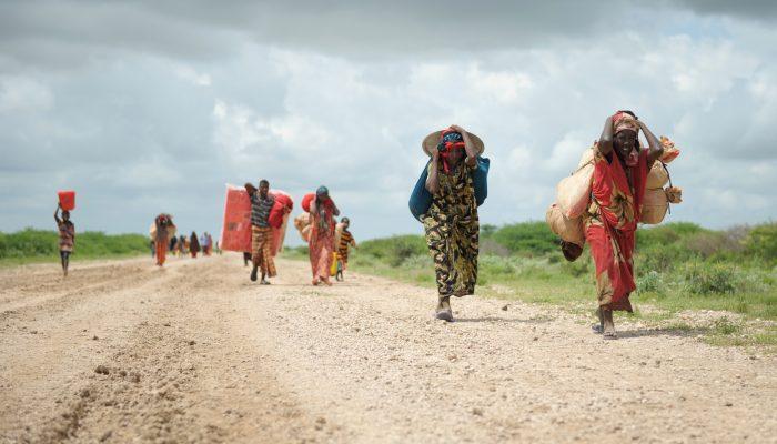 Somália: Deslocados internos lutam pela sobrevivência em tempos de pandemia