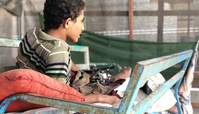Iémen: A luta pelos direitos das pessoas com deficiência