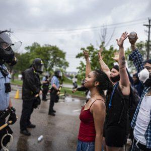 Pelo fim da violência policial nos EUA