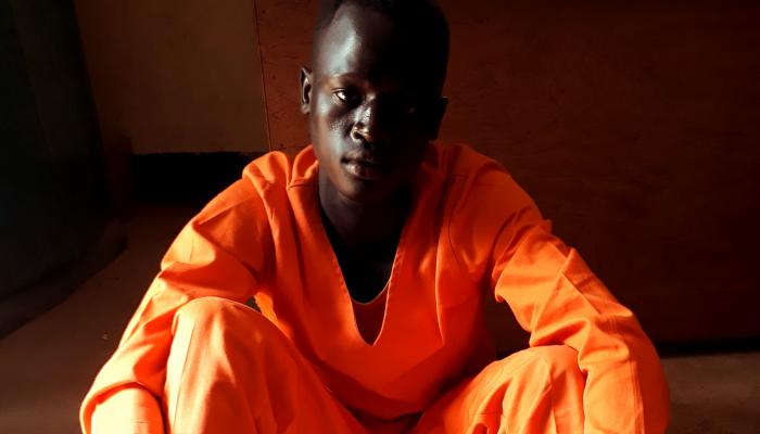 Sudão do Sul: Magai Matiop Ngong deixa corredor da morte