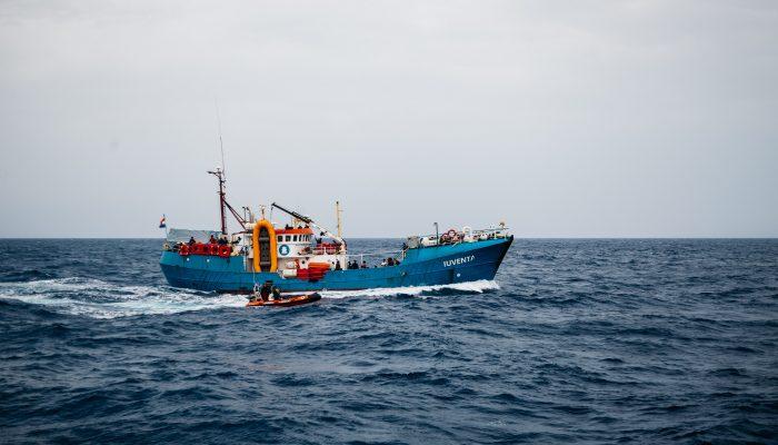 Amnistia lança campanha global de solidariedade pela tripulação do Iuventa