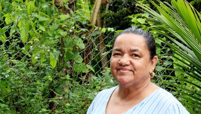 Ameaçada de morte por proteger a Amazónia