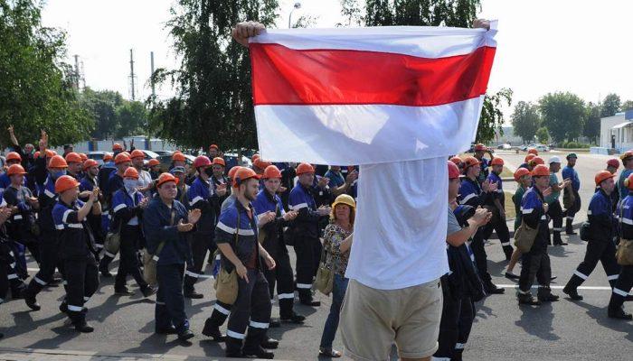 Bielorrússia: Apesar da feroz repressão aos protestos pacíficos, as empresas têm a responsabilidade de respeitar os direitos humanos