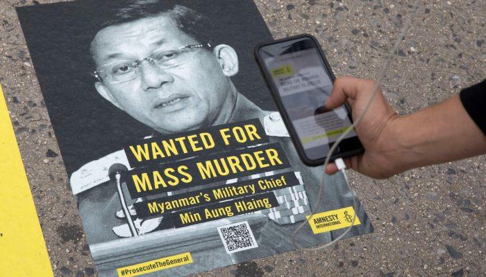 Myanmar: Documentos revelam ligações de empresas a crimes militares