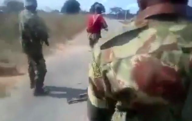 Moçambique: Vídeo com execução de mulher prova mais uma vez violações de direitos humanos pelas forças armadas