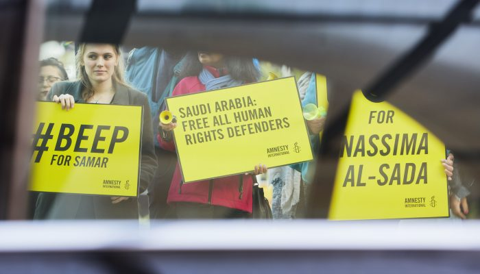 Arábia Saudita: Cimeira sobre empoderamento das mulheres com ativistas detidas é uma farsa