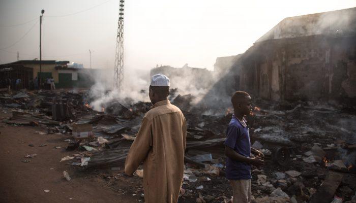 República Centro-Africana: Senhores da guerra continuam em liberdade