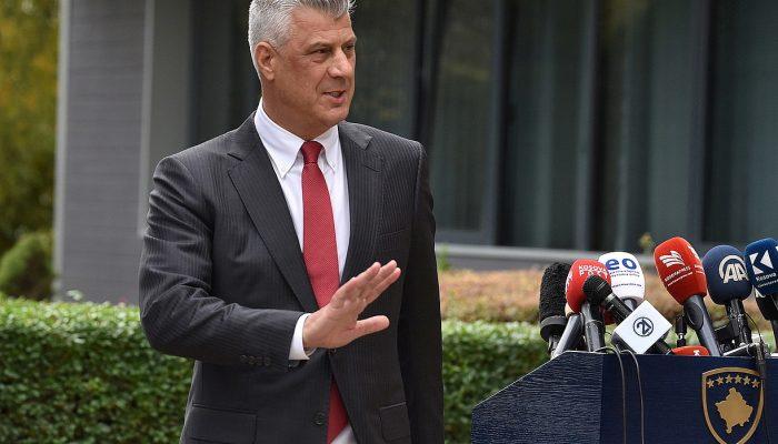 Acusação de crimes de guerra contra o presidente do Kosovo é um passo para que se faça justiça pelas vítimas