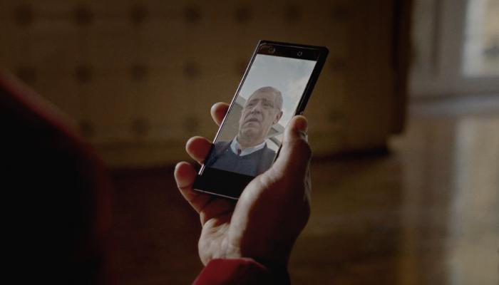 Fernando Santos protagonista em filme poderoso da Amnistia contra a discriminação