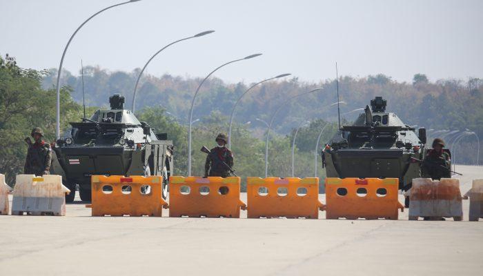 Myanmar: Detenção alarmante de Aung San Suu Kyi e outros responsáveis no decorrer de golpe militar