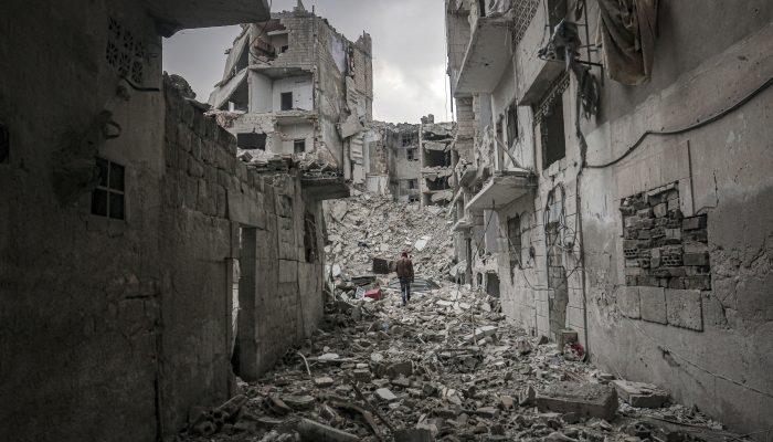 Síria: Dez anos volvidos, justiça é mais importante que nunca