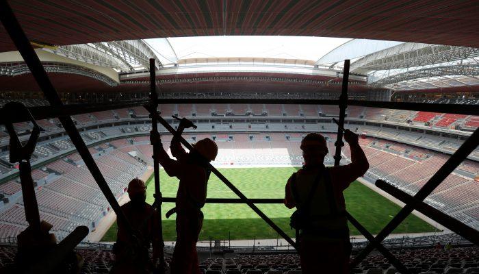 A FIFA deve denunciar os abusos de direitos humanos no Qatar