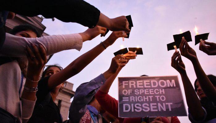 Índia: petição pelo fim da repressão à sociedade civil (petição encerrada)