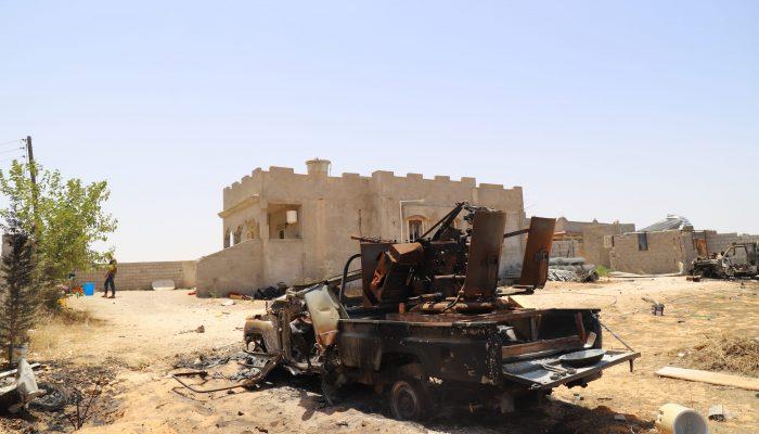 Líbia: civis julgados e torturados em tribunal militar