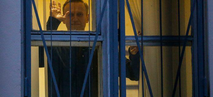 """Declaração – estatuto de Alexei Navalny como """"Prisioneiro de Consciência"""""""