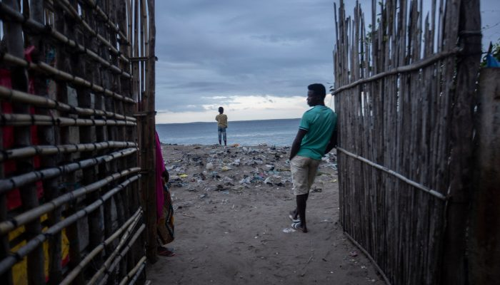 Moçambique: testemunhos de discriminação racial nos resgates em Palma