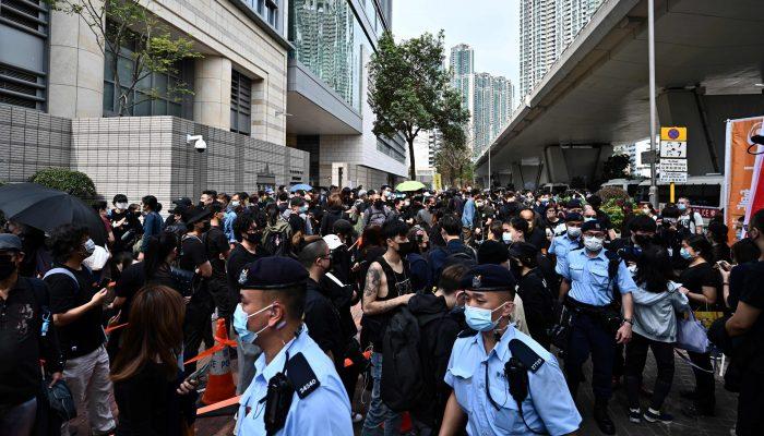 HongKong: Lei de Segurança Nacional criou emergência de direitos humanos
