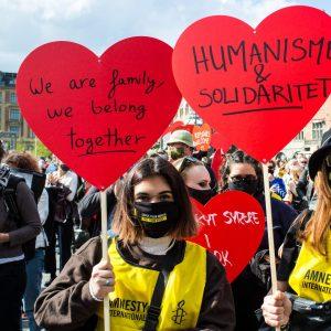 A Dinamarca não pode devolver refugiados à Síria
