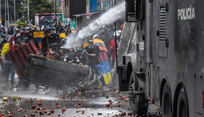 Colômbia: O epicentro da repressão violenta em Cali