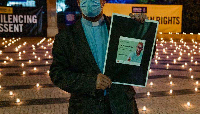 Comunicado sobre a morte do defensor de direitos humanos, Padre Stan Swamy