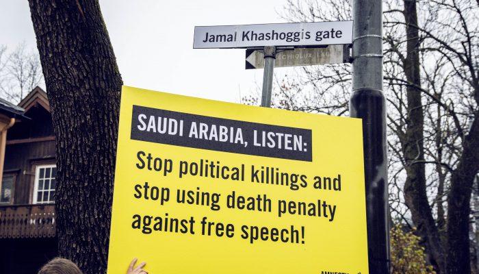 Arábia Saudita: Autoridades intensificam repressão após fim da presidência do G20