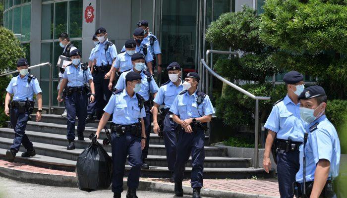 Hong Kong: Condenação de Tong Ying-kit é prova de liberdade de expressão em risco