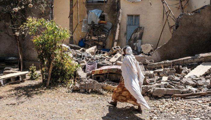 Etiópia: Violência sexual contra mulheres e raparigas no conflito de Tigray