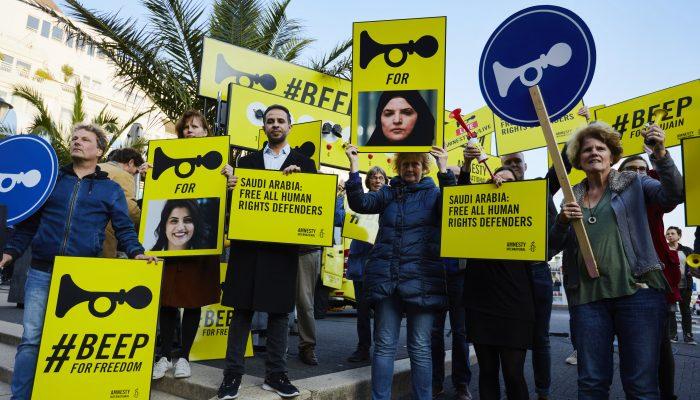 UE/Arábia Saudita: que progresso na defesa de direitos humanos?