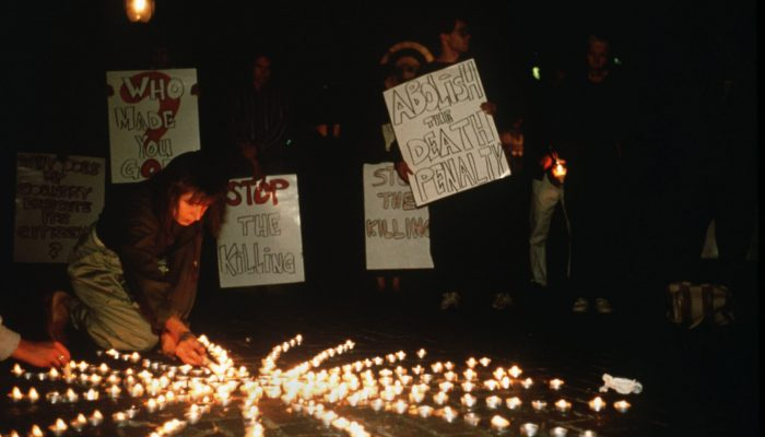 Pena de Morte: Mulheres, violência e discriminação